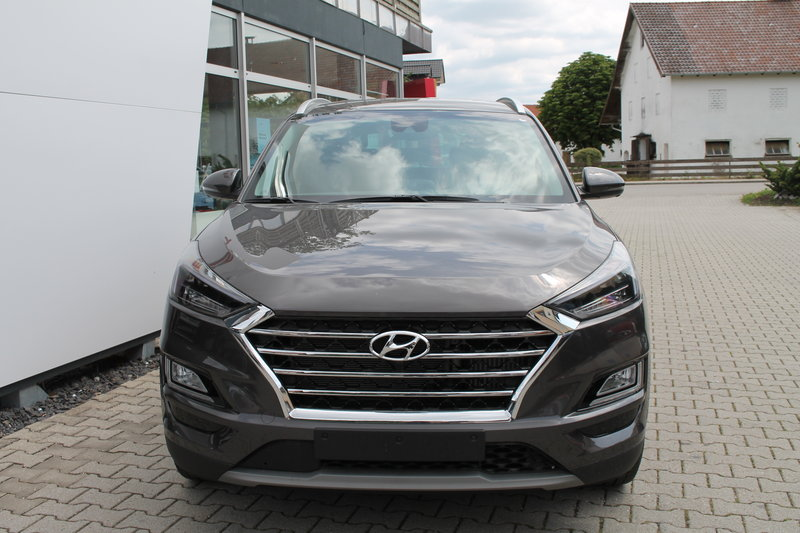 Tucson Style 1.6 T-GDI DCT / LED / Navi / PDC /