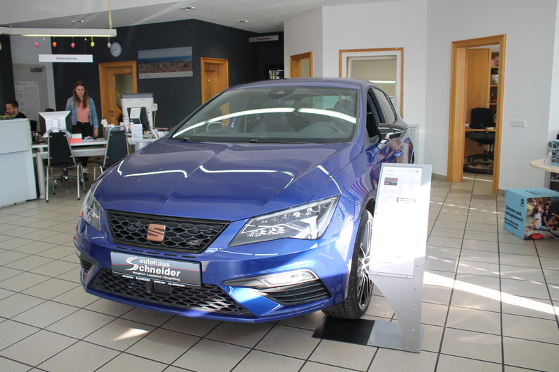 Leon Cupra 290 2.0 TSI 7-Gang-DSG / NAVI PLUS / BEATS / Schalensitze