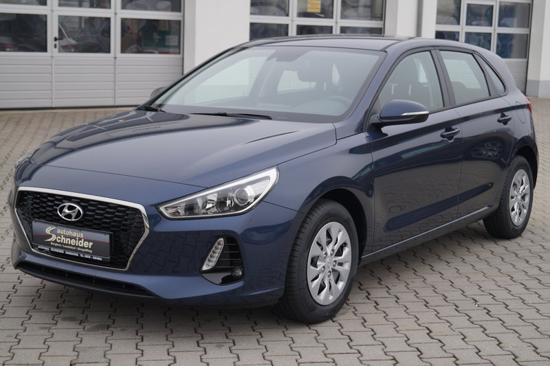 I30 1.4 Select , Klima , Bluetooth , Tempomat