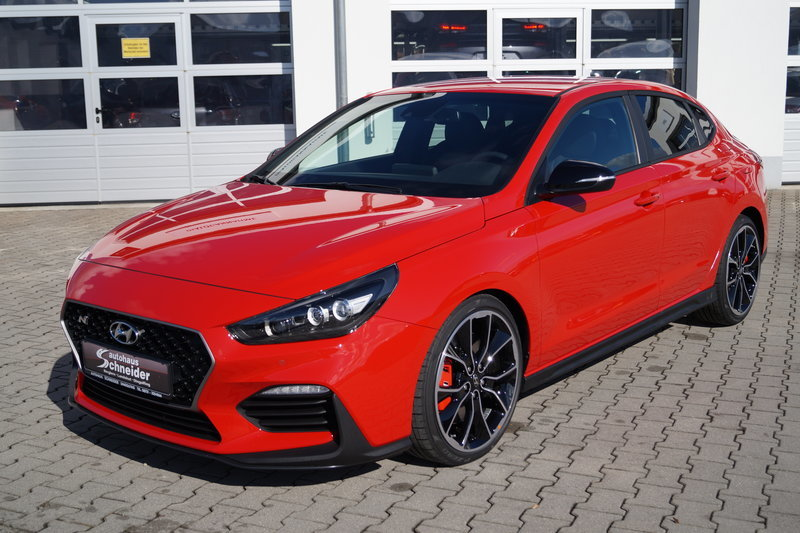 i30N NEW Fastback Performance 2.0 T-GDI MJ20 / Navi /