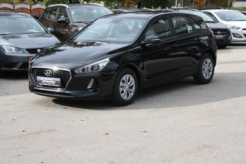 I30 1.0 T-GDI Select , Klima , Bluetooth , Tempomat