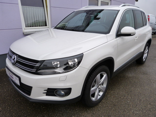 Tiguan 2,0 TDI Sport & Style 4Motion BMT