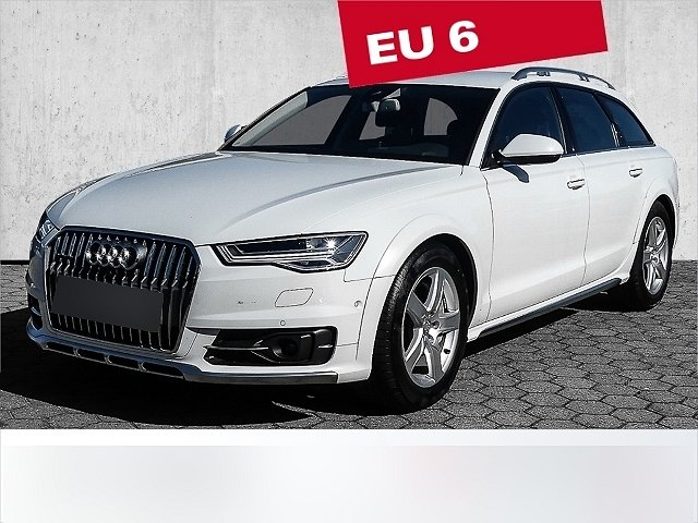 A6 allroad Quattro 3.0 TDI MATRIX LED LEDER NAVI