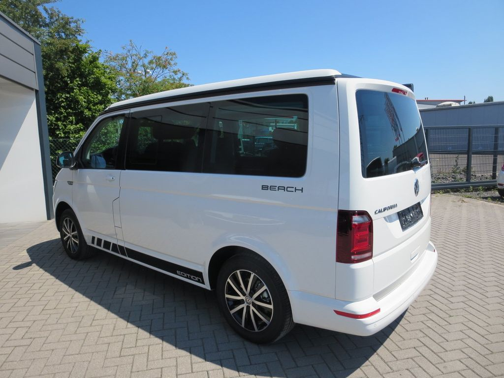 T6 CALIFORNIA BEACH TDI EDITION 4MOT|ACC|STHZ|KAMERA|LED