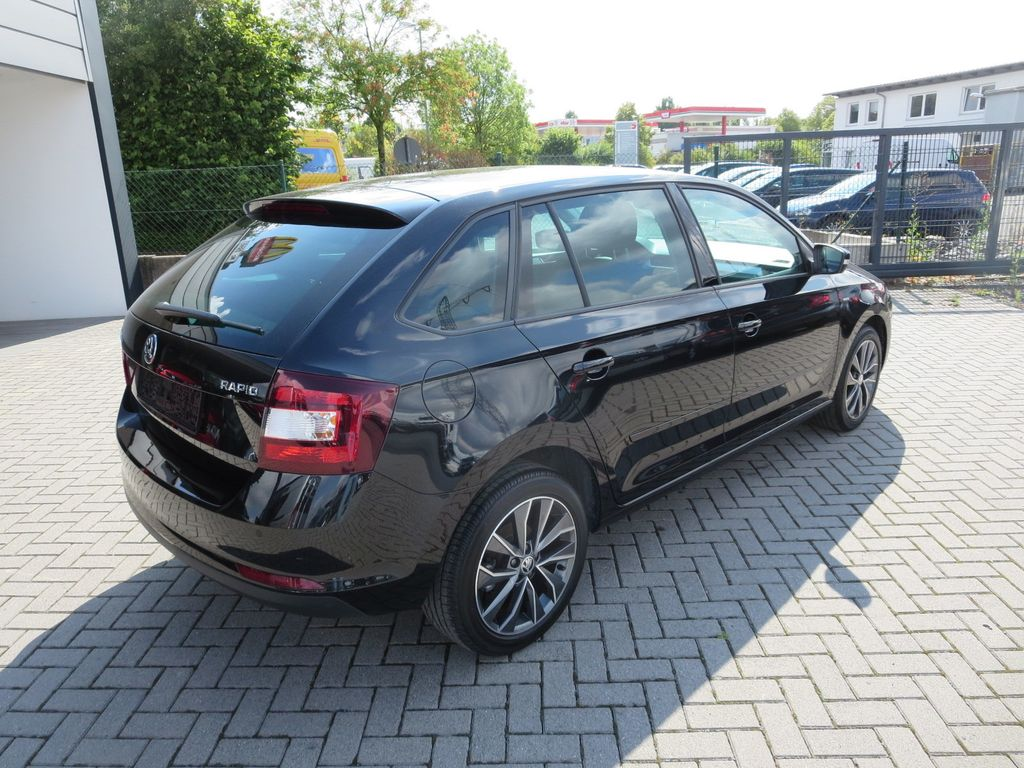 RAPID SPACEBACK 1.6 TDI AMBITION DRIVE LIMITED LED -31%