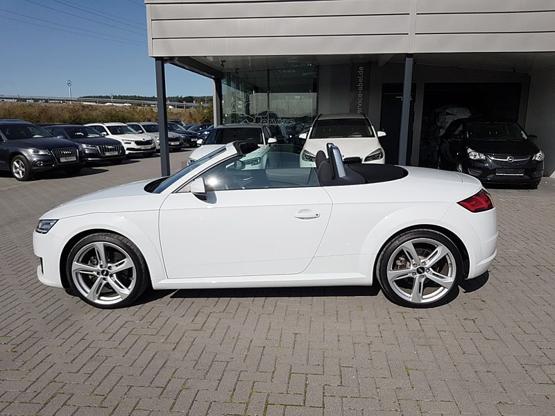 TT ROADSTER 2.0 TFSI QUAT SPORT VIRTUAL|SOUND|CONNECT