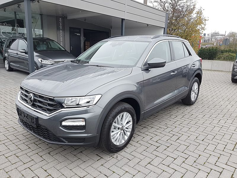T-ROC 1.0TSI OPF DAB+|MEDIA|ASSIST|SOFvorORT|