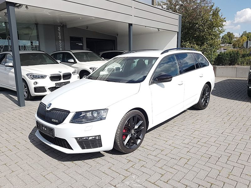 OCTAVIA RS 2.0TDI CHALLENGE PAKET CONNECT