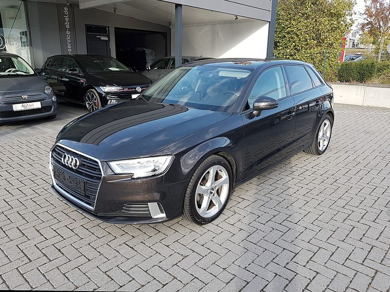 A3 SPORTBACK 1.6TDI SPORT LED|STHZ|CONNECT|NP38T¤