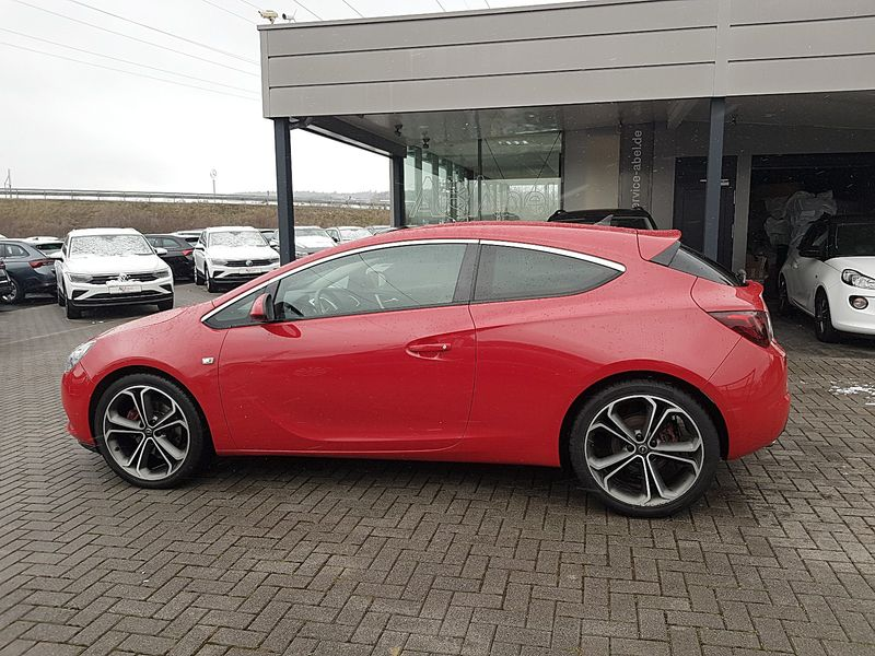 ASTRA GTC 1.6 TURBO INNOVATION FlexRide|20Z|Navi600