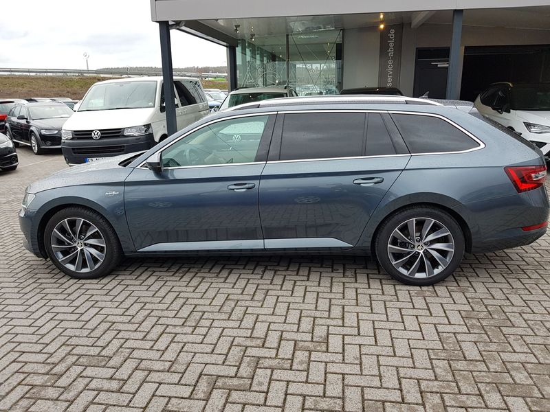 SUPERB 2.0TDI DSG 4x4 L&K TOP AUSSTATTUNG
