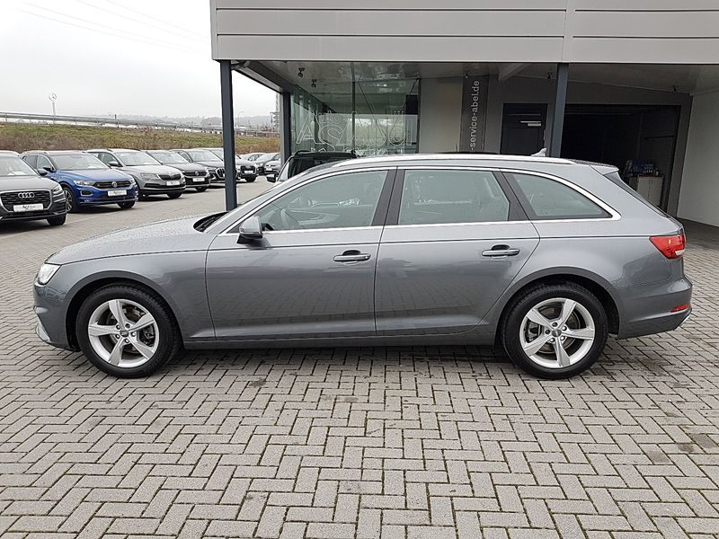 A4 AVANT 40 TFSI S TRONIC SPORT LED|CONNECT|