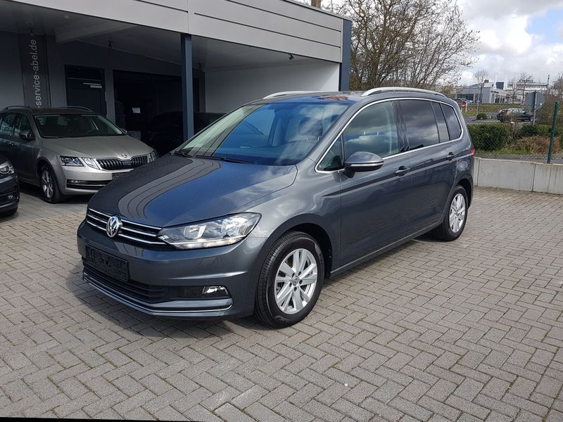 TOURAN 2.0TDI DSG HIGHLINE ACC|FAMILY|ASSIST|CONNECT