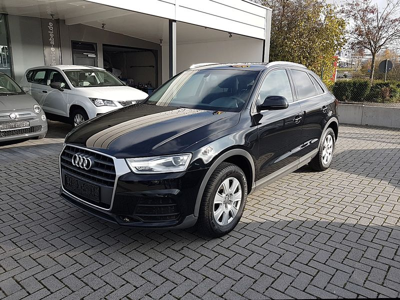 Q3 2.0TDI AHK|CONNECT|NAVI|SHZ|PDC|ASSIST