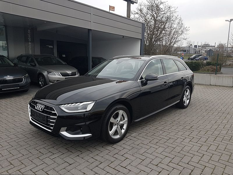 A4 40 TDI STROn ADVANCED|SPORT|ASSIST|CONNECT