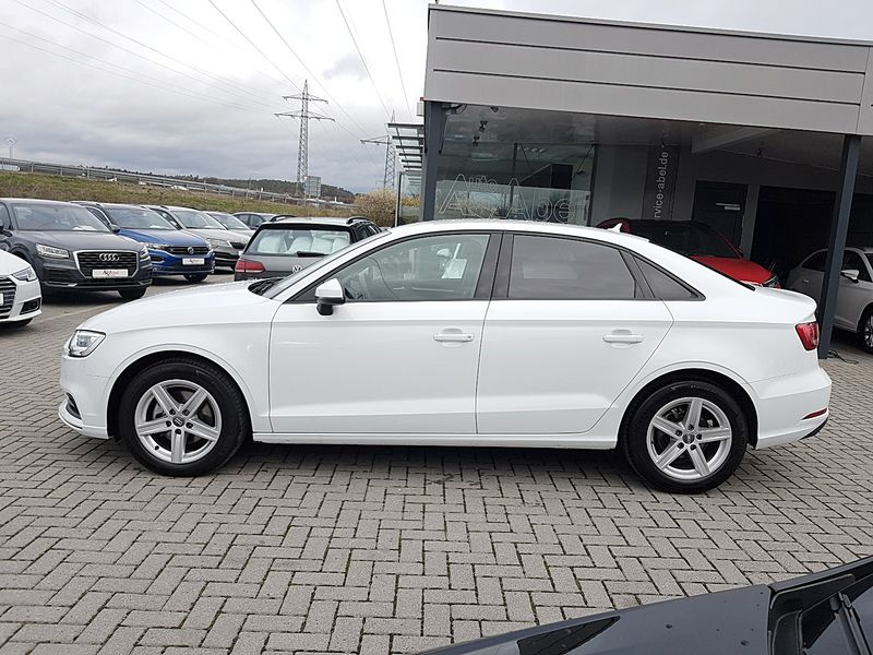A3 1.6TDI STHZ|AHK|CONNECT|BUSINESS|NP39TE