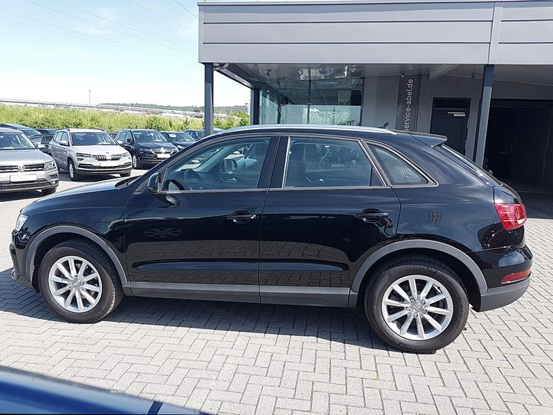 Q3 2.0TDI QUATTRO MMI+|LEDER|CONNECT|BUSINESS