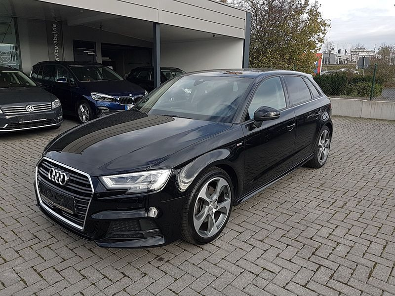 A3 SPORTBACK 40 TFSI S LINE EDITION SPORT LED|CONNECT|