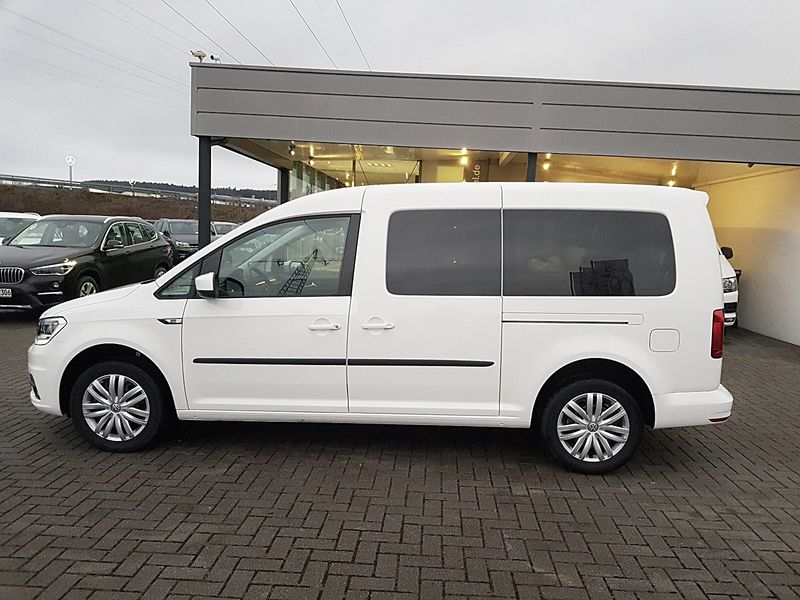 CADDY MAXI 2.0TDI 7-SITZER|COOL FIND|PDC|MFL|