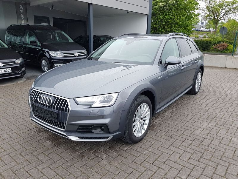 A4 ALLROAD 2.0TDI AHK|KAMERA|PANOD|VIRTUAL|ACC|ASSIST
