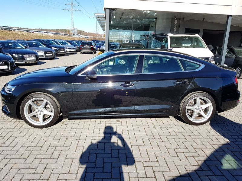 A5 SPORTBACK 2.0TFSI S TRONIC SPORT TOP OPTION