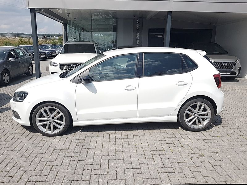 POLO 1.4TSI ACT BLUE GT SPORT|CONNECT|ACC|MEDIA