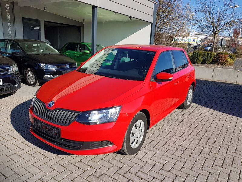 FABIA 1.0 ACTIVE SIMPLY SWING|CONNECT|SUNSET|