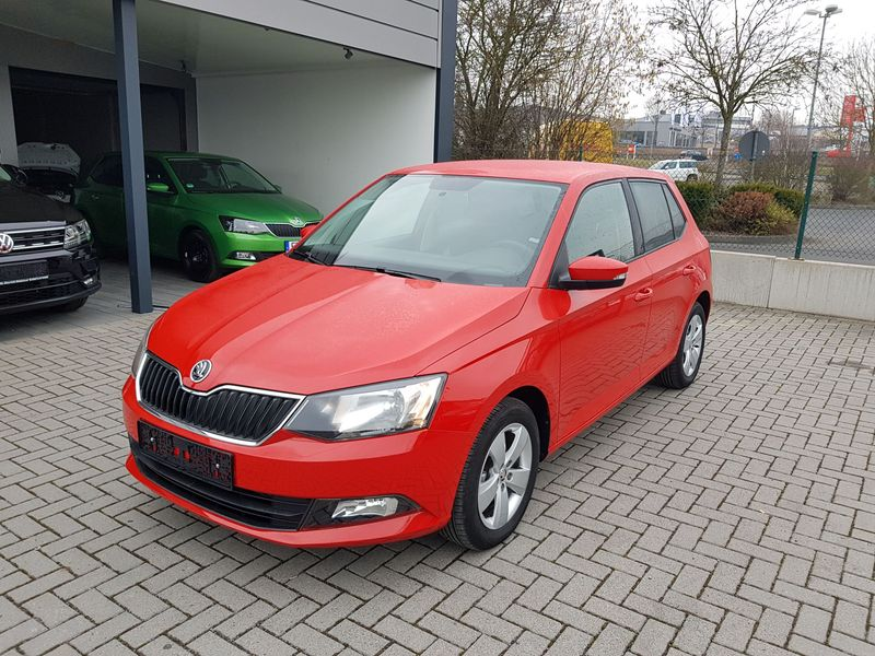 FABIA 1.0 AMBITION EDITION LED|ALU|SWING|MAL|MFA