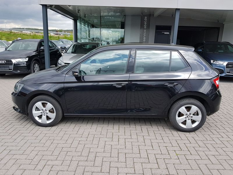 FABIA 1.0TSI AMBITION PLUS LED|PDC|MAL|