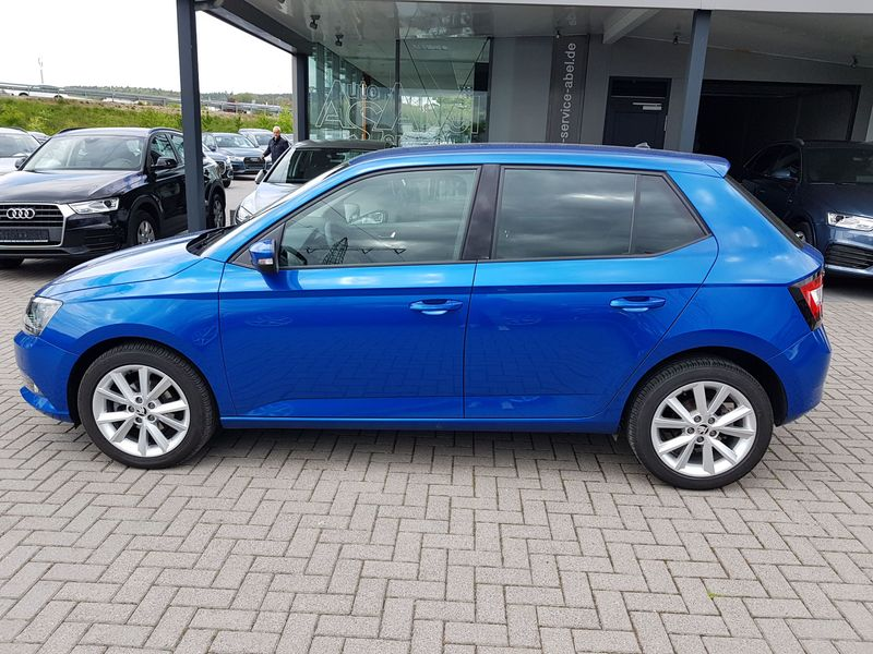 FABIA 1.0TSI STYLE PLUS ADVANCED BOLERO|LED|2PDC|SHZ