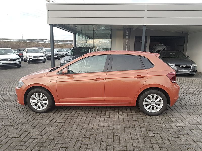 POLO 1.0TSI HIGHLINE ACC|CONNECT|MEDIA|MFL|2PDC|