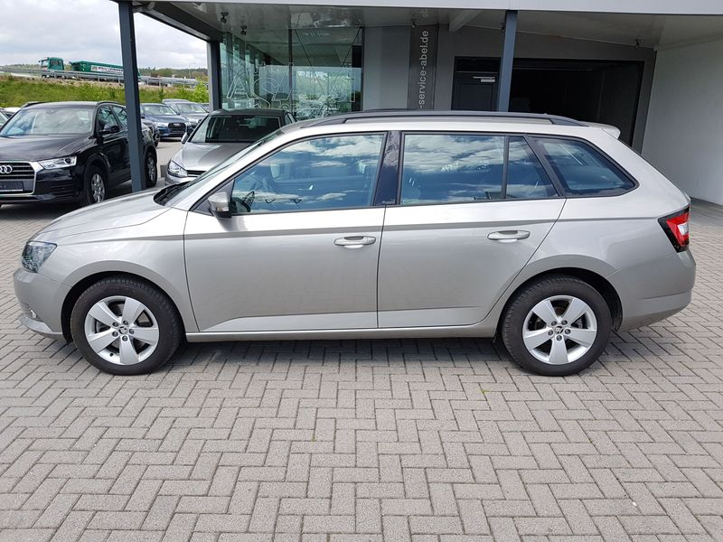FABIA 1.0TSI AMBITION PLUS LED|PDC|MFA|MAL|