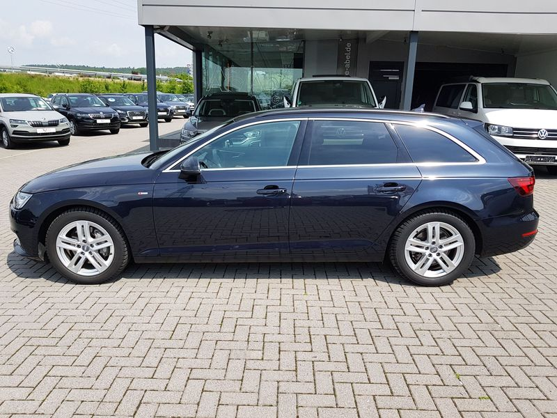 A4 2.0TDI SPORT S LINE VIRTUAL|ACC|STHZ|ASSIST|LED