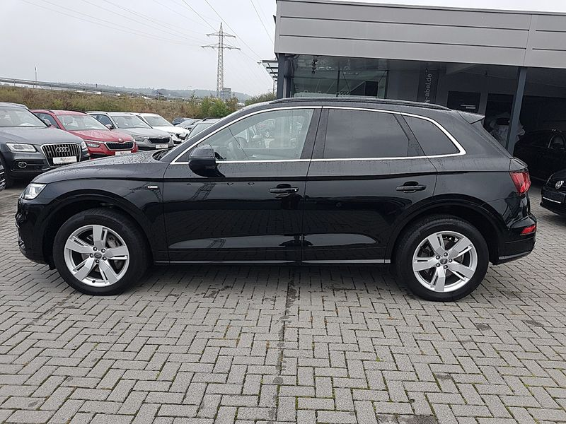 Q5 3.0TDI S LINE SELECT MATRIX|VIRTUAL|CONNECT|STHZ
