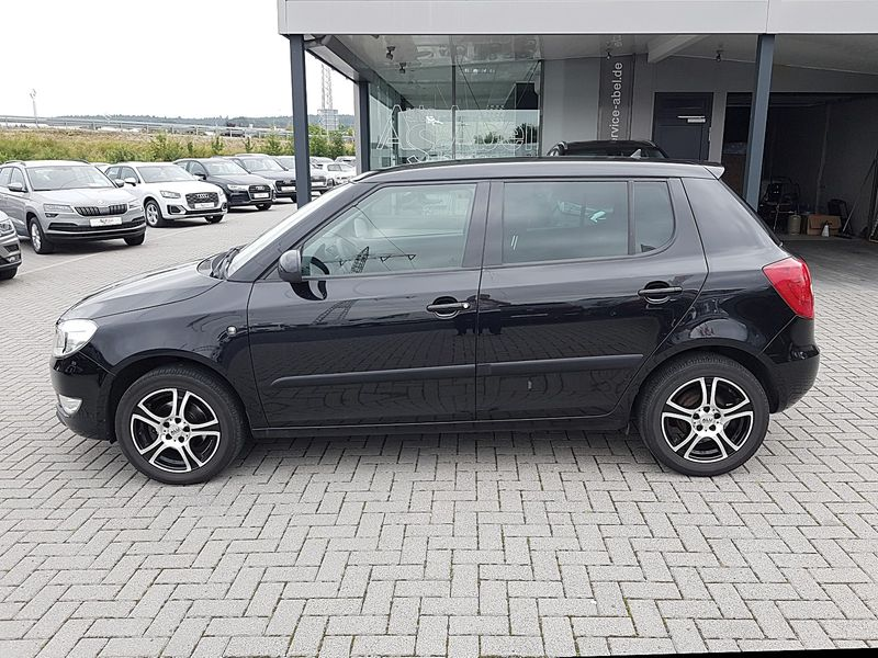 FABIA 1.2TSI AMBIENTE PLUS EDITION