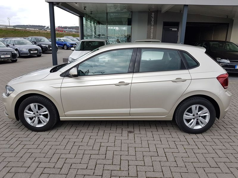 POLO VI 1.0TSI COMFORTLINE CONNECT|MFL|COLOUR