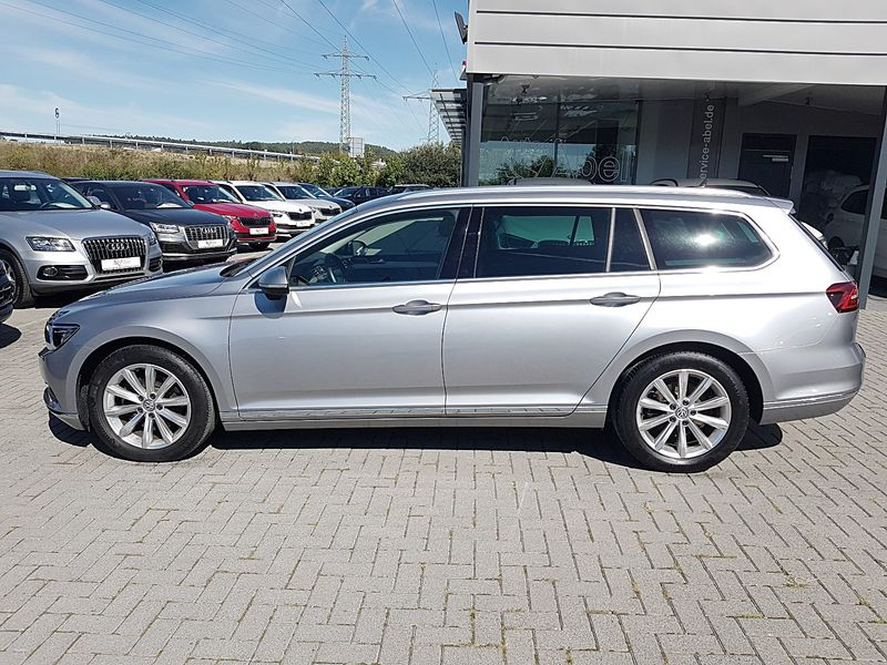 PASSAT 1.4 TSI ACT DSG HIGHLINE VIRTUAL|ACC|DAB|