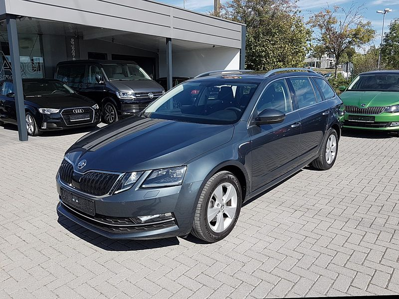 OCTAVIA 1.5TSI ACT STYLE BUSINESS LINE LED|ACC|SHZ|PDC