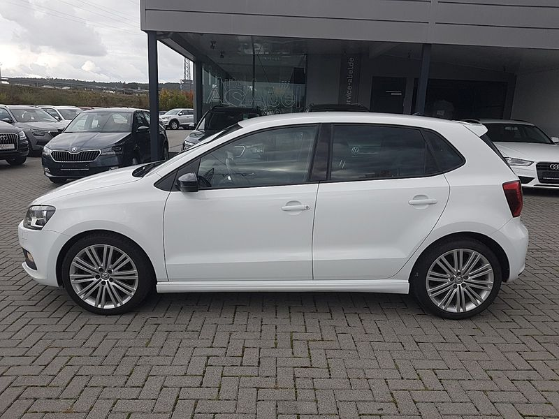 POLO 1.4TSI ACT BLUEGT SHZ|CONNECT|2PDC|MEDIA