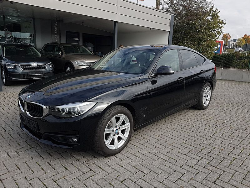 320d GRAN TURISMO xDRIVE AHK|KAMERA|LED|ASSIST
