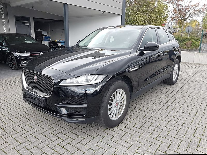F PACE 2.0 I PRESTIGE BUSINESS EDITION