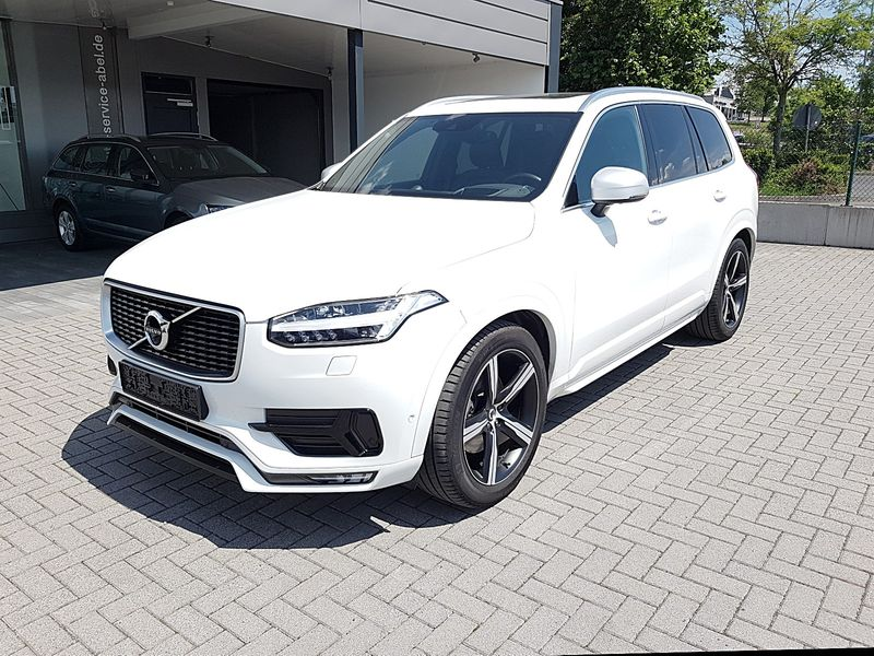 XC 90 R-DESIGN AWD TOP AUSSTATTUNG