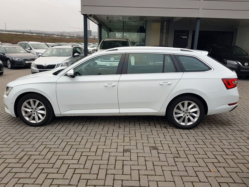 SUPERB 1.8TSI STYLE BUSINESS BUFFET! TOP ANGEBOT!