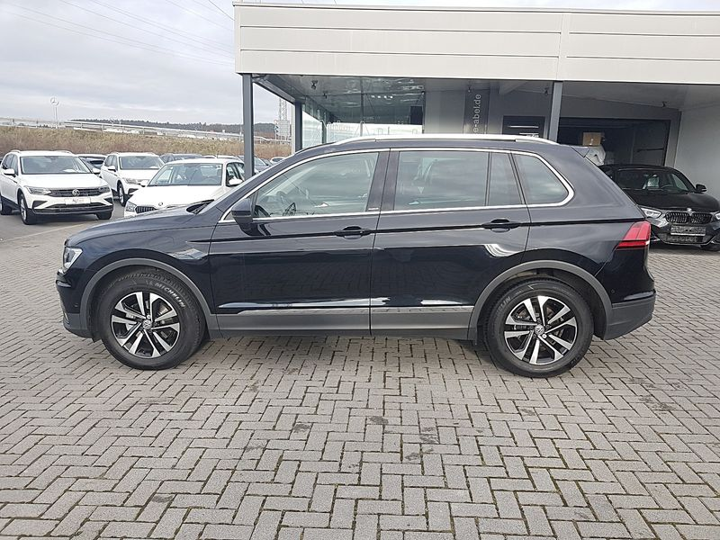 TIGUAN 2.0TDI DSG IQ DRIVE MEDIA|ASSIST|KAMERA|CONNECT