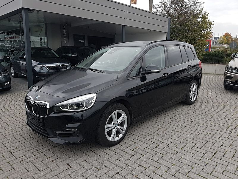 216i GRAN TOURER SPORT LINE AHK|KAMERA|ASSIST|LED