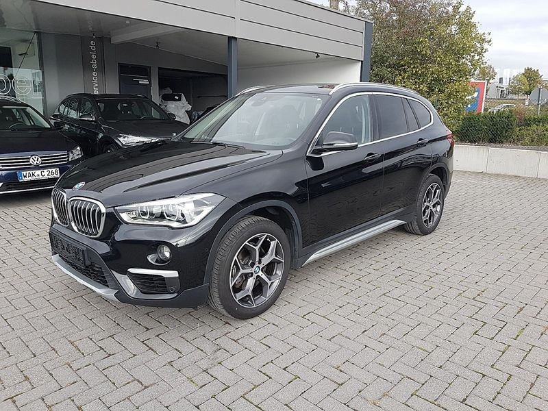 X1 xDrive18d xLine AHK|KAMERA|ASSIST|BUSINESS|18Z