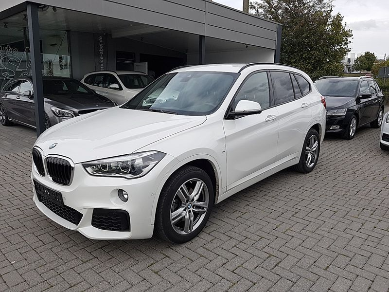X1 xDrive18d M SPORT AHK|ASSISTplus|BUSINESS|NP53TE
