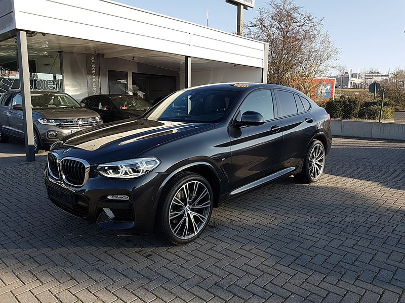X4 xDrive 30 d M SPORT BUSINESS|STHZ|SOUND|21Z|360CAM