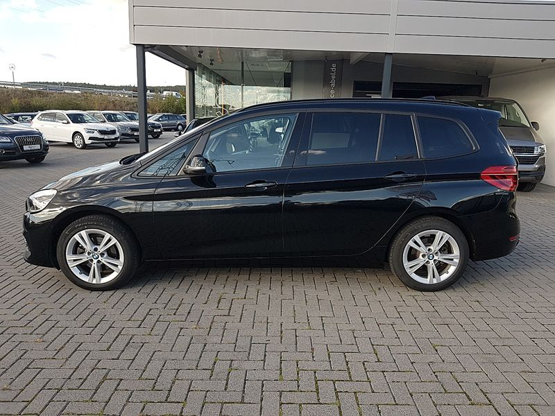216 Gran Tourer Sport Line 7-Sitz|AHK|LED|BUSINESS|NP40TE