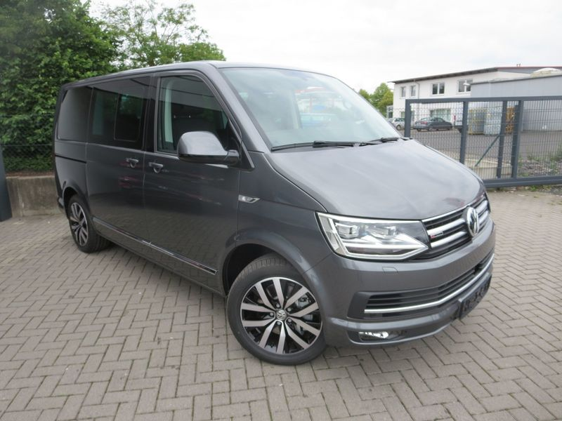 T6 MULTIVAN 2.0TDI DSG 4MOTION HIGHLINE TOP AUSSTATTUNG!
